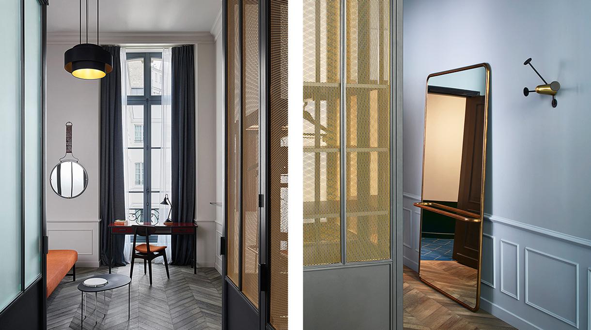 the hoxton paris chic et tendance signatures singuli res. Black Bedroom Furniture Sets. Home Design Ideas