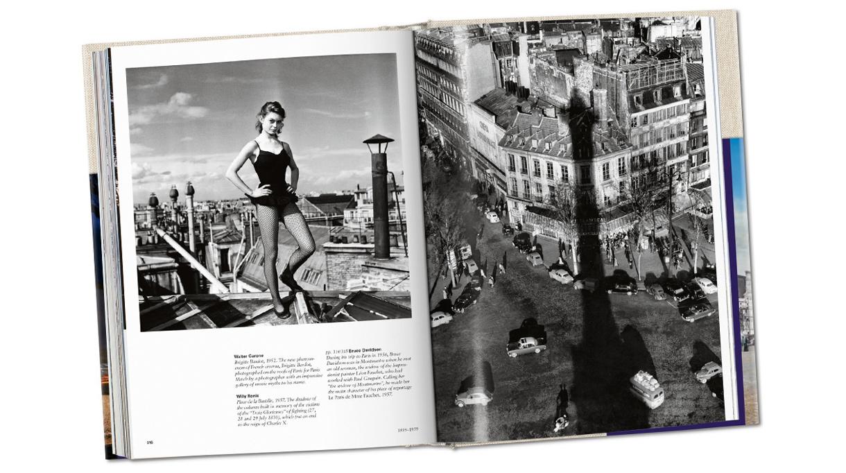 Signatures Singulières. Livre Portrait d'une ville aux Editions Taschen,