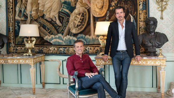 Signatures Singulières Magazine. John Coury et Florent Maillard, architectes de CM Studio.