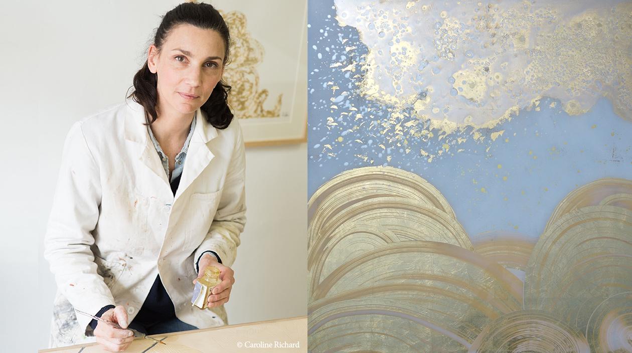 Solène Eloy - Fresquiste - Décors muraux - Atelier du Mur - Signatures Singulières Magazine
