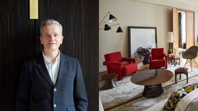 Signatures Singulières Magazine. Pascal Allaman, décorateur d'intérieur.