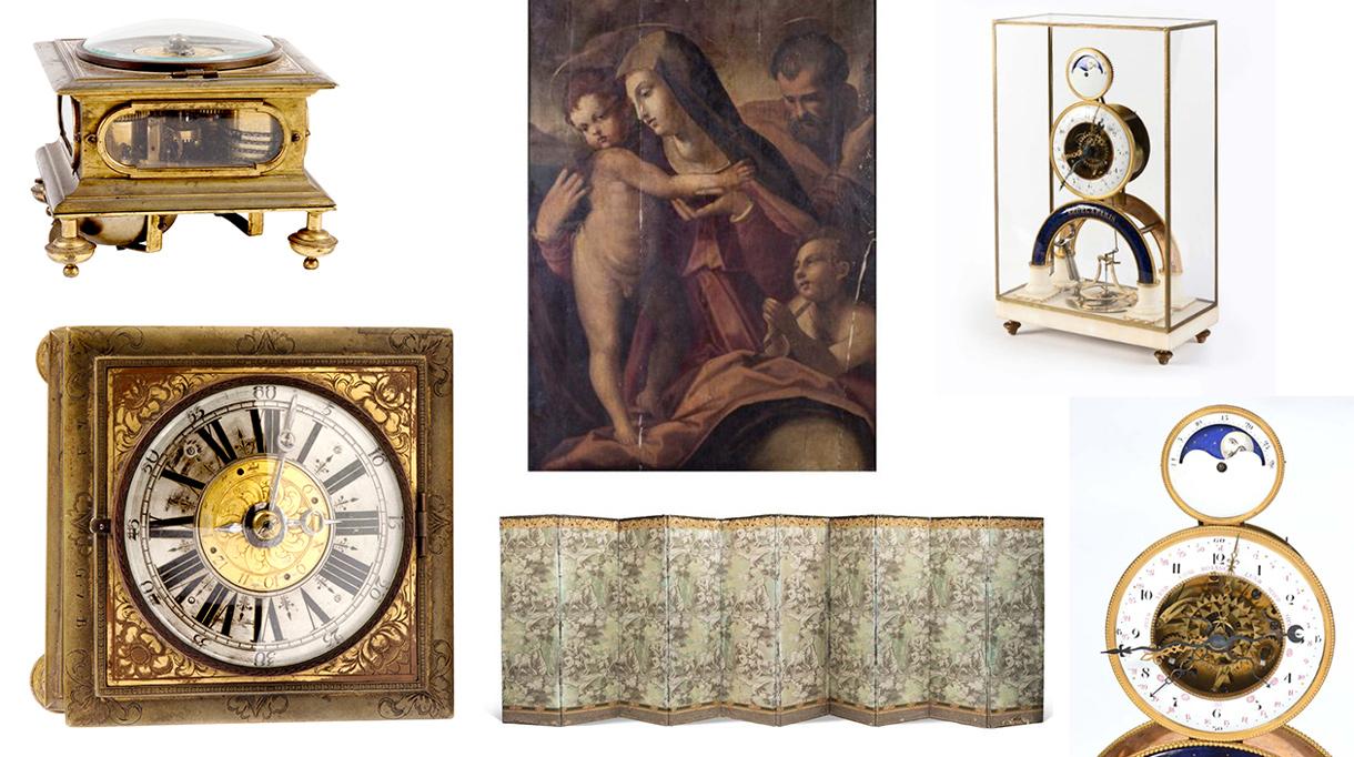 Signatures Singulières Magazine. Vente Collections et Successions de prestige chez le commissaire priseur Millon. Hôtel Drouot.