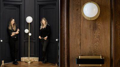 Signatures Singulières Magazine. Desjeux Delaye. Architecte d'intérieur.