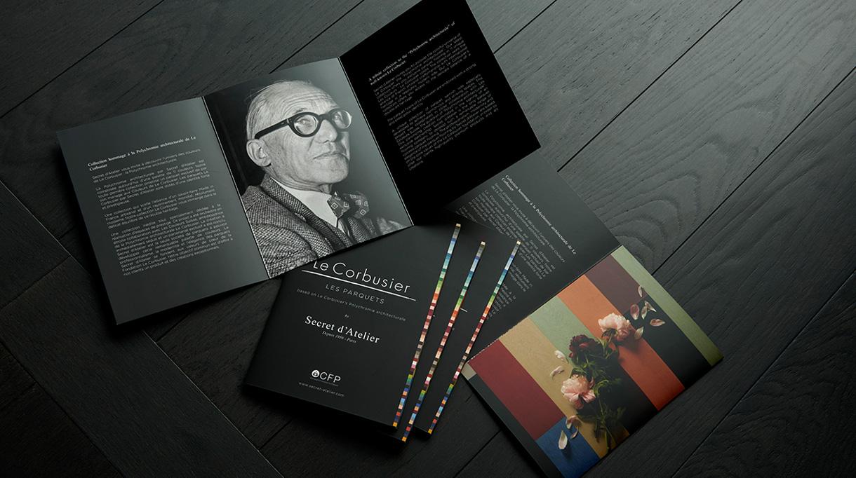 Signatures Singulières Magazine. L'architecte Le Corbusier