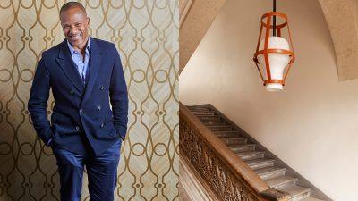 Signatures Singulières Magazine. Elliott Barnes, architecte d'intérieur et designer.