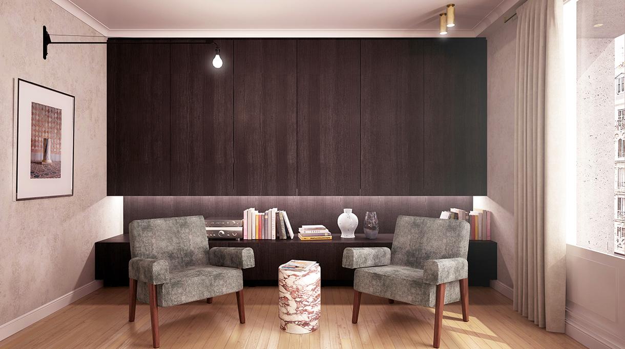 Signatures Singulières Magazine. Martin Massé, architecte d'intérieur et designer.