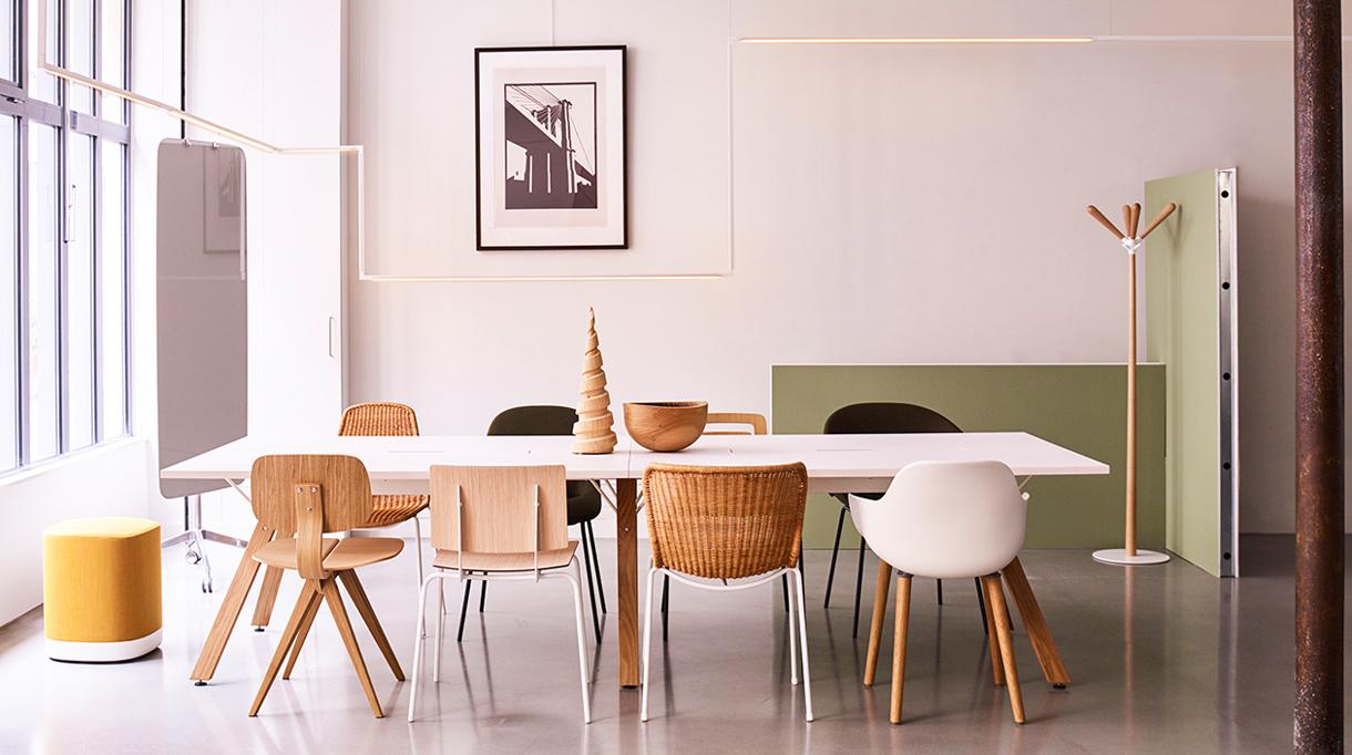 Signatures Singulières Magazine, présente le nouveau showroom de design Moda.