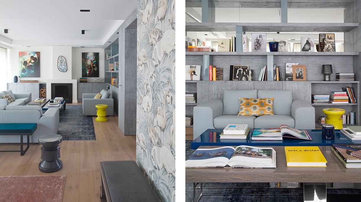 Signatures Singulières Magazine vous présente l'agence d'architecture intérieur Le Berre Vevaud.