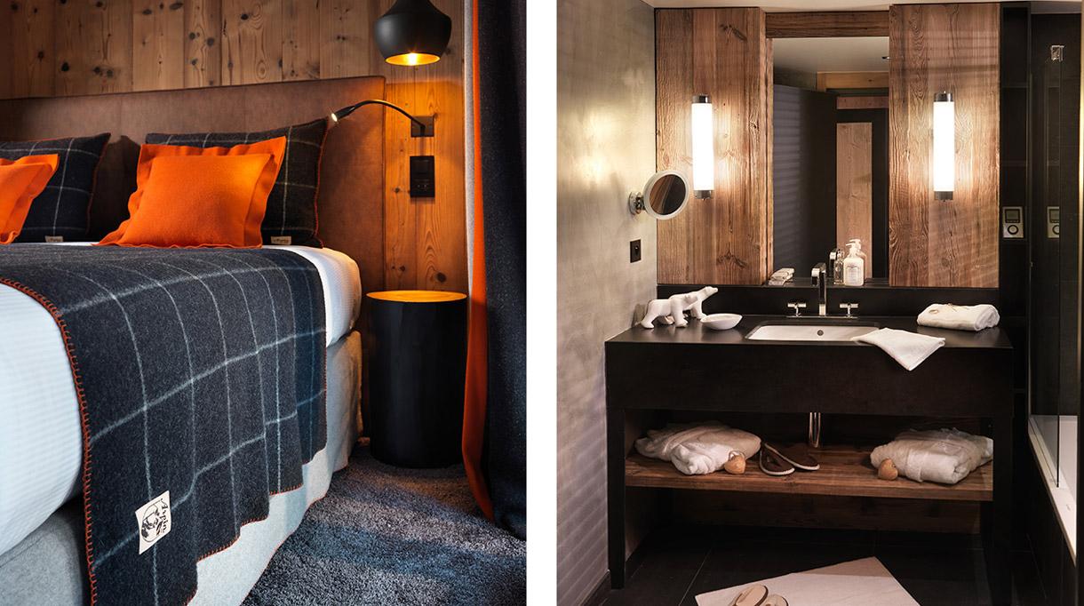 Signatures Singulières Magazine vous présente l'hotel M de Megève.