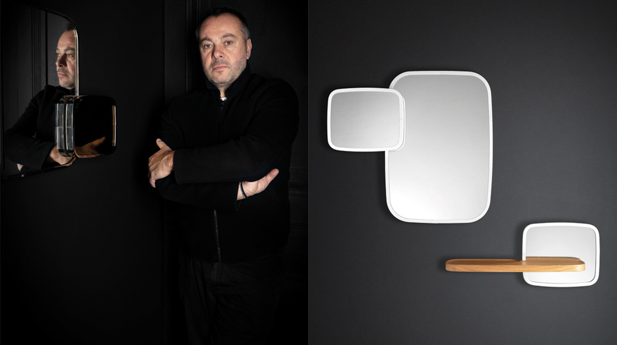 Signatures Singulières Magazine. Patrick Norguet, designer