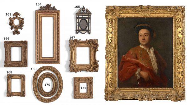 Signatures Singulières Magazine. Vente tableaux et cadres anciens chez Artcurial.