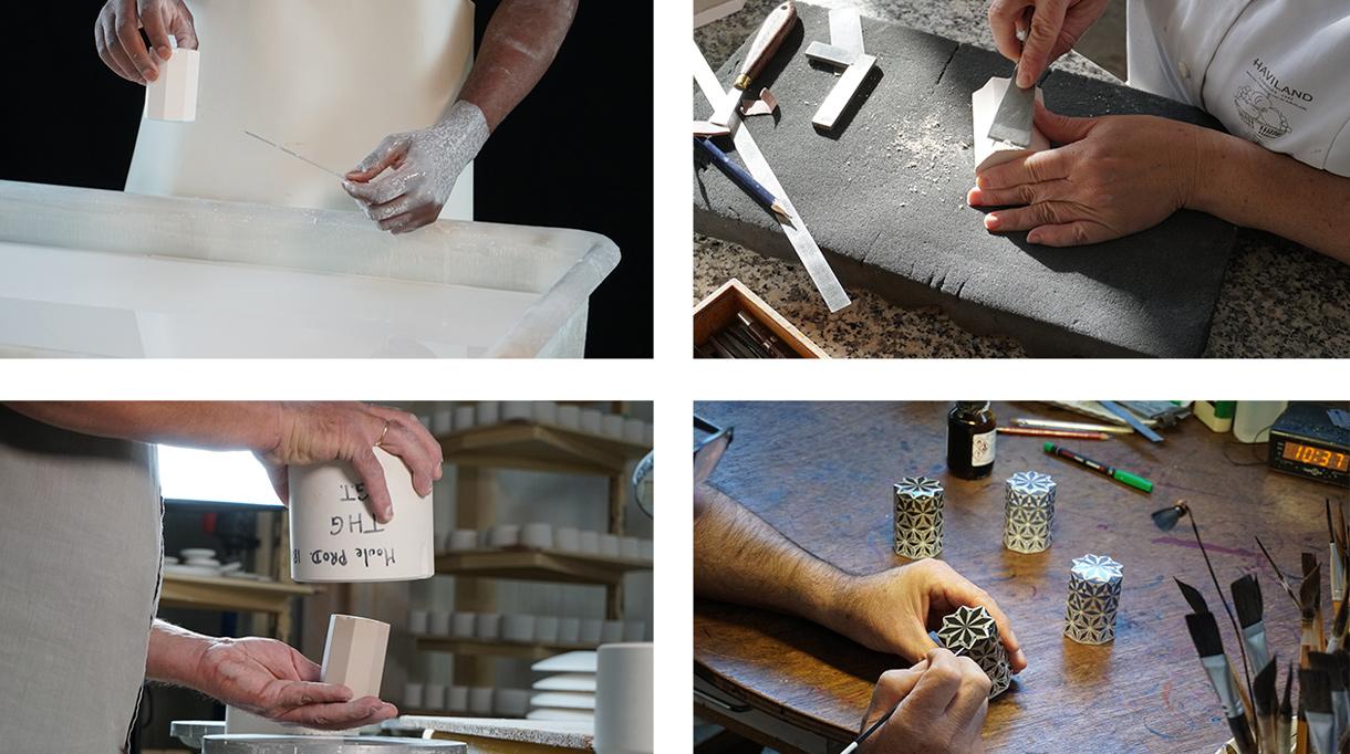Signatures Singulières Magazine. Nouvelle collection de robinet chez THG en collaboration avec Haviland.