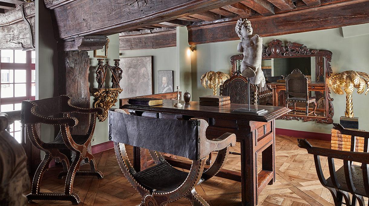 Signatures Singulières magazine. CM Studio. Architecte d'intérieur.