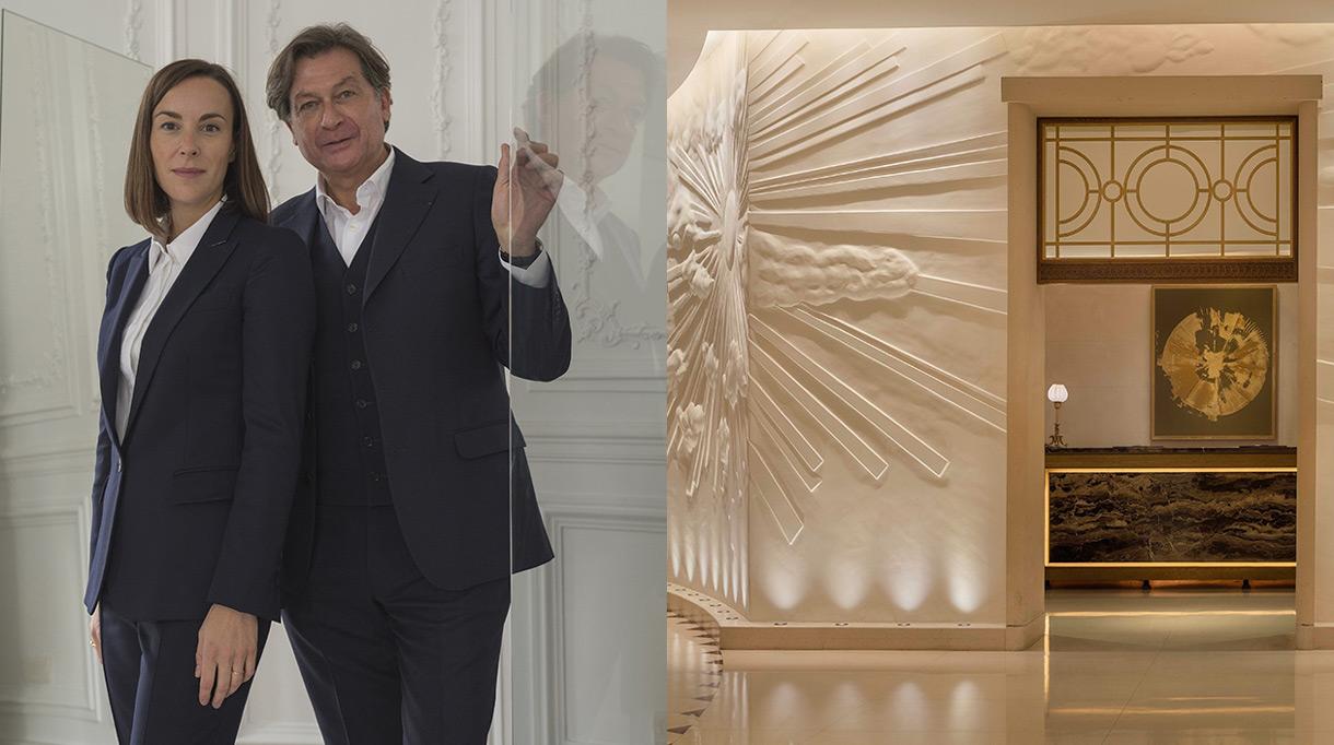 Signatures Singulières. Bruno Moinard donne vie au second Four Seasons de Londres
