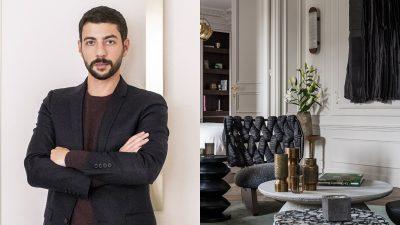 Signatures Singulières Magazine. Felix Millory, architecte d'intérieur.