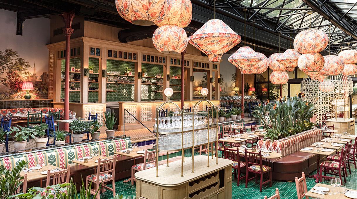 Signatures Singulières. Laura Gonzalez réinvente le restaurant La Gare