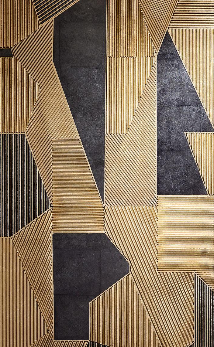 Signatures Singulières. Ateliers Bernard Pictet - Maître verrier - Panneau murale en verre - Entreprise EPV