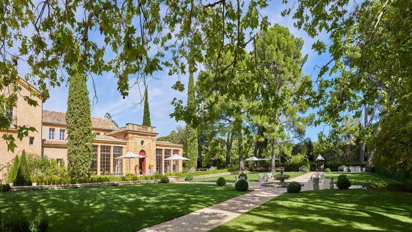 Signatures Singulières - Château de la Gaude - Aix en Provence - Restaurant gastronomique - Bastide du 17ème