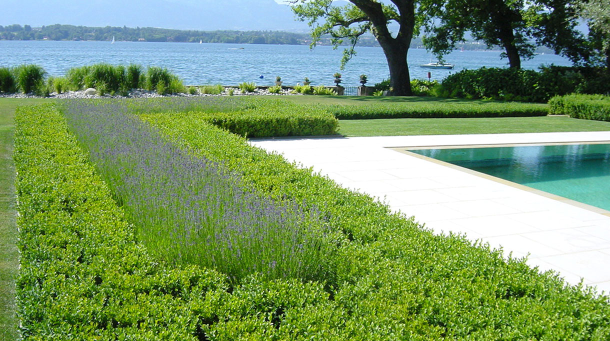 Architecte paysagiste - Christian Préaud - Atelier Jardins - Jardin paysagé - Piscine - Signatures Singulières