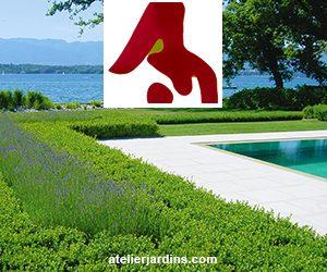 Christian préaud - architecte paysagiste - Atelier jardins - Piscine - Jardin arboré - Signatures Singulières - Magazine digital des talents Français