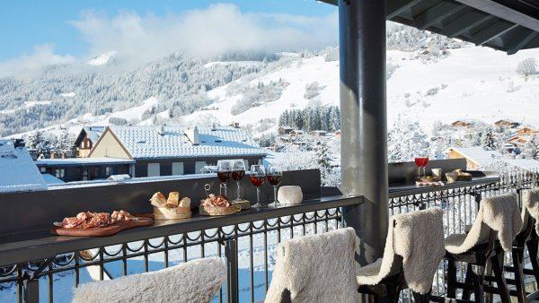 Grand Hôtel du Soleil d'Or à Megève - Hotel à la montagne - Signatures Singulières Magazine