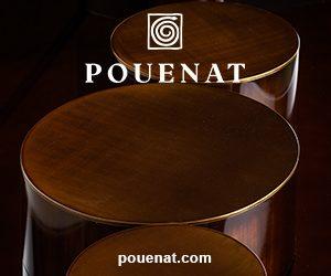 Pouenat - ferronnerie d'art - editeur d'art - table en laiton - sybille de margerie - Signatures Singulières Magazine - magazine digital des talents français