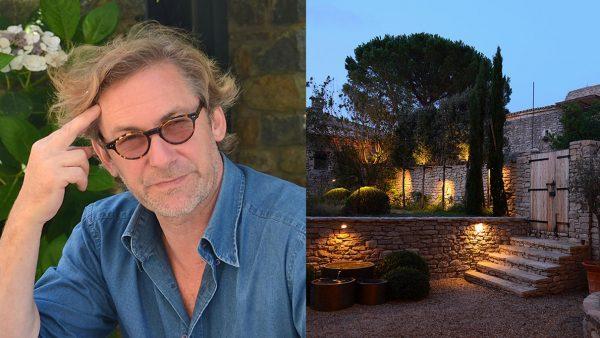Architecte paysagiste - Christian Préaud - Atelier Jardins - Jardin paysagé - Escalier en pierre - Signatures Singulières Magazine