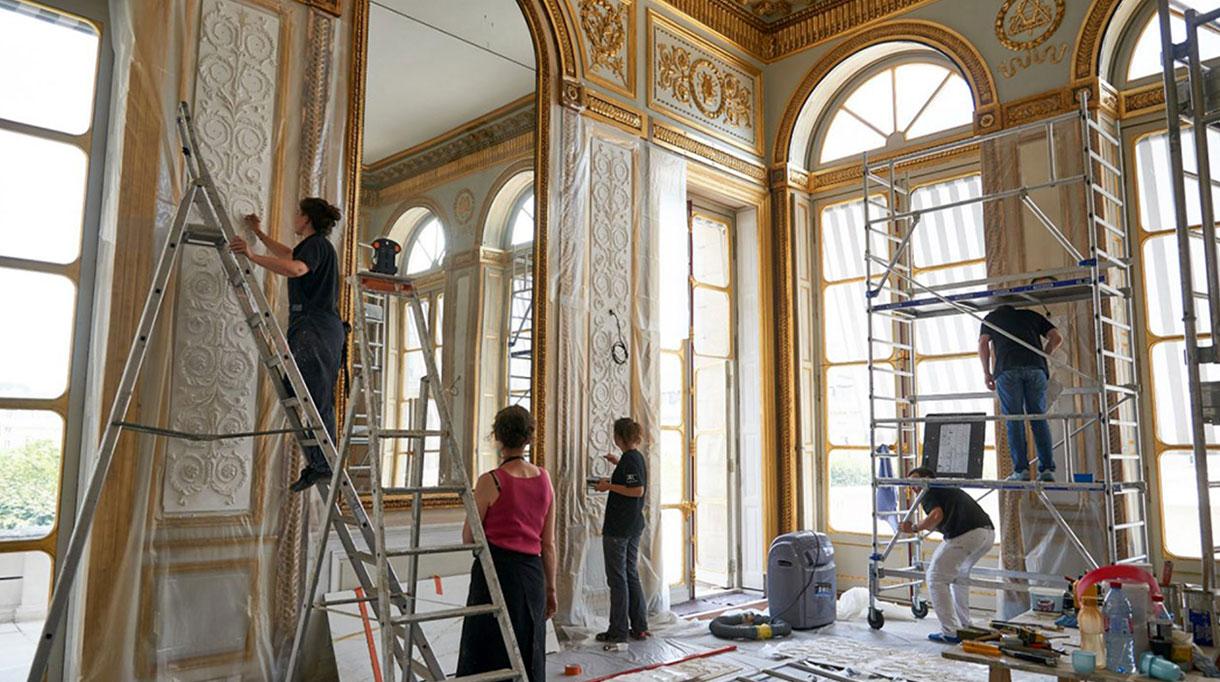 atelier de ricou - decors muraux - signatures singulieres magazine