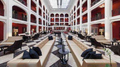 hotel Regina Biarritz - Hôtel & Spa – Mgallery Hotel - balsan moquette - signatures singulieres