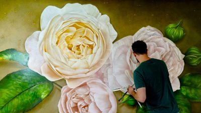 cedric peltier - alberto pinto - decor florale - signatures singulieres magazine