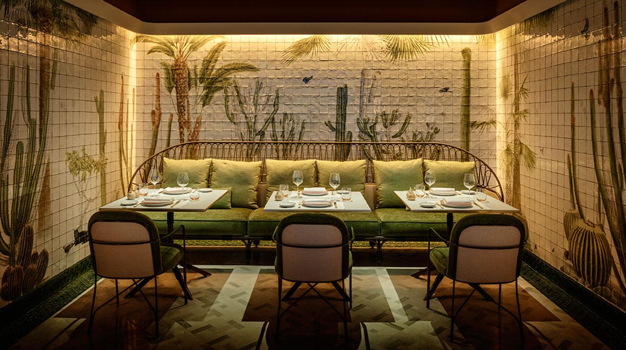cedric peltier - hotel la mamounia - marrakech - signatures singulieres magazine