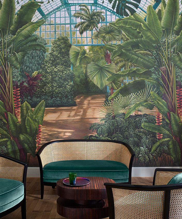cedric peltier - maison pierre frey - panoramique tropicale - signatures singulieres magazine