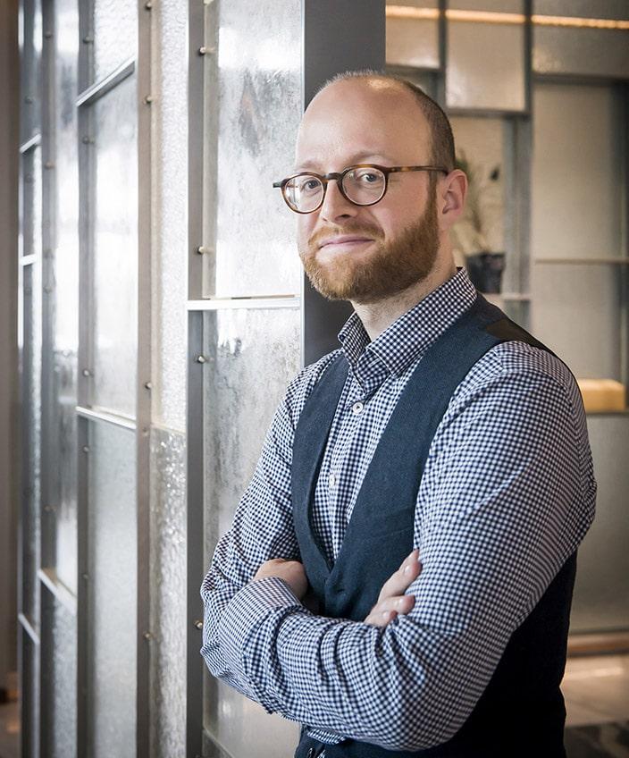 sebastien caron - architecte d'interieur - caron et associes - verrerie de saint just - signatures singulieres magazine