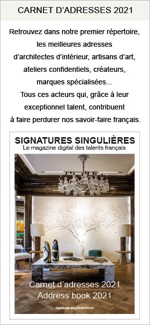 signatures singulieres magazine - savoir faire francais