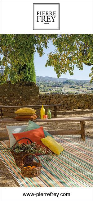 pierre frey - tapis outdoor - signatures singulieres magazine