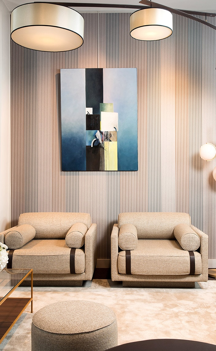 duvivier canapes - marque francaise de canape et fauteuil en cuir et tissu - signatures singulieres - le magazine des talents francais