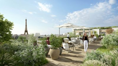 rooftop Canopy by Hilton - signatures singulieres magazine
