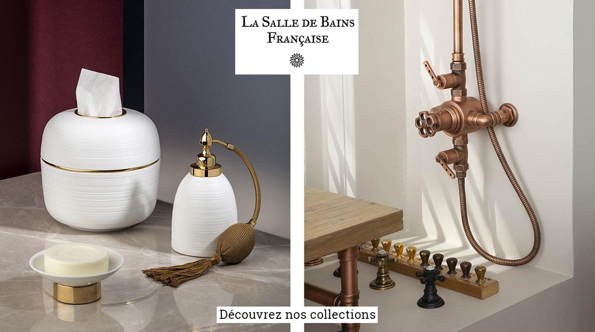 paris design week 2021 - la salle de bains francaise - robinetterie margot - signatures singulieres magazine