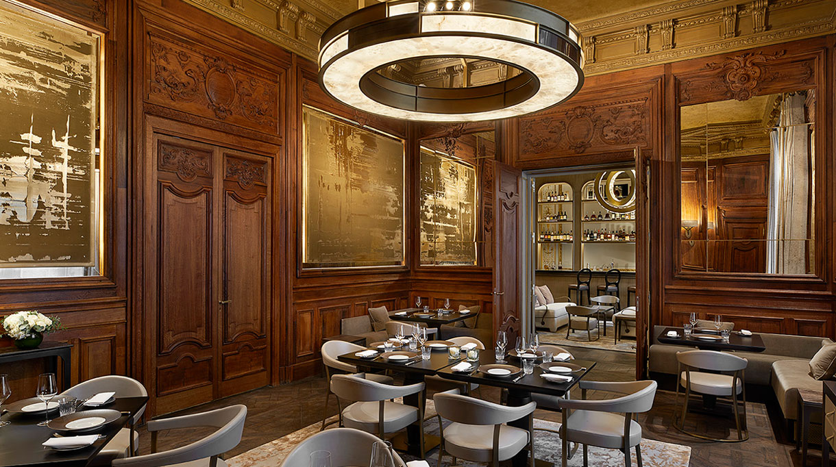 remy garnier - poignee de porte en bronze - maison villeroy - signatures singulieres magazine