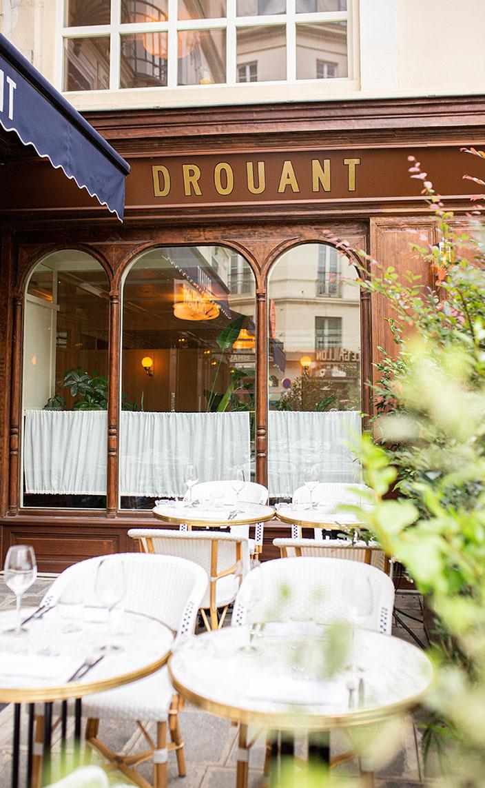 restaurant drouant - signatures singulieres magazine
