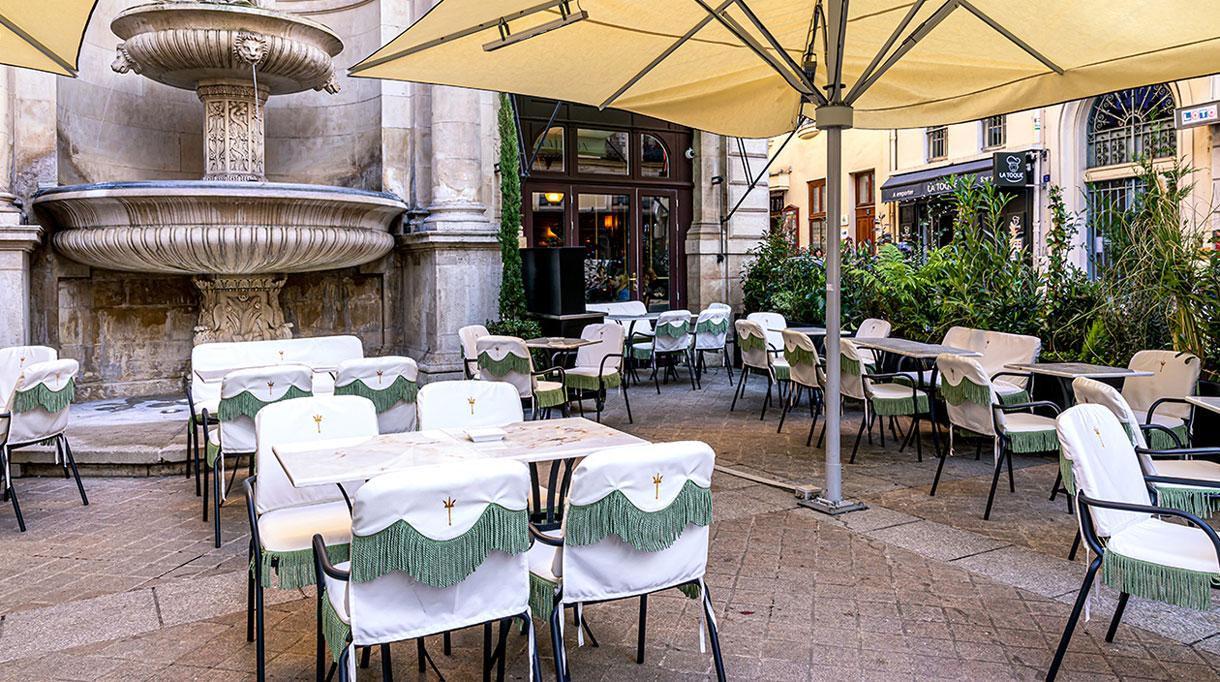 restaurant la fontaine gaillon - paris - signatures singulieres magazine