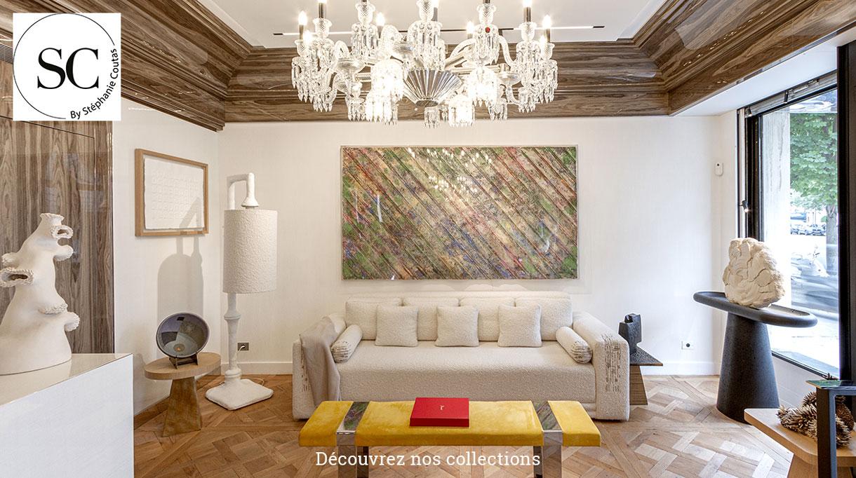 paris design week 2021 - galerie stephanie coutas - signatures singulieres magazine