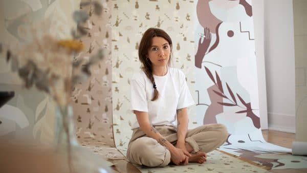 artiste peintre madi - ressource peinture - signature singulieres magazine